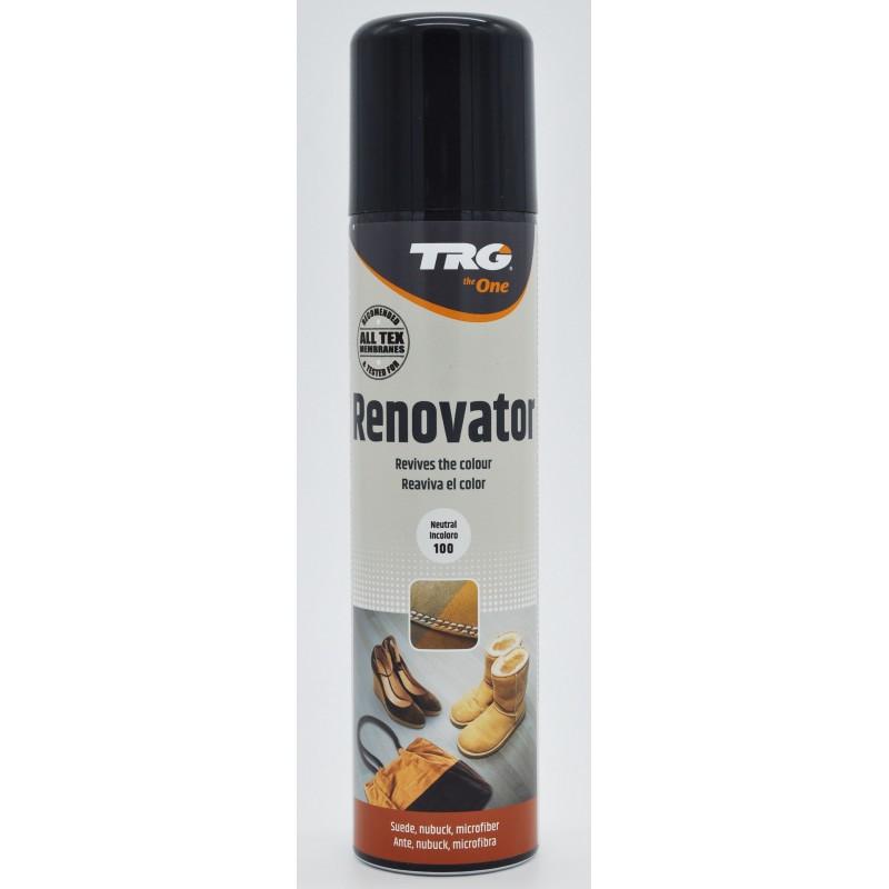 Spray Renovador para Ante, Nubuck y Microfibra